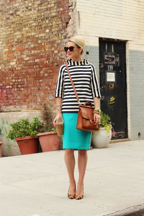 What Your Favorite Clothing Item Says About You   Pencil Skirt