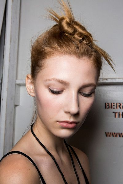 Jenny Packham, Spring 2017 - The Boldest and Most Beautiful Hair at NYFW Spring 2017 - Photos
