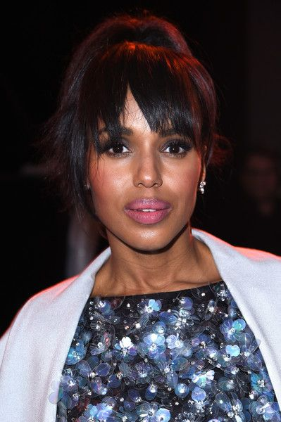 Actor Kerry Washington attends the 2017 Film Independent Spirit Awards.