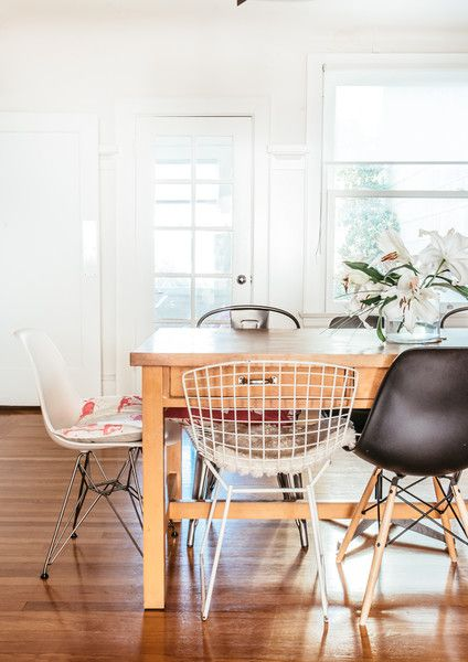 Mix and Match - A French Blogger's Effortless and Eclectic Home - Photos