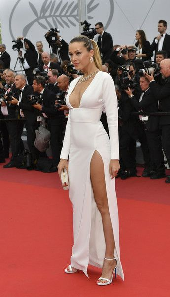 Petra Nemcova - The Most Daring Gowns From the 2017 Cannes Film Festival - Photos
