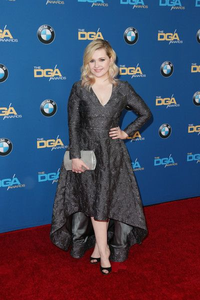 Abigail Breslin attends the 68th Annual Directors Guild of America Awards.