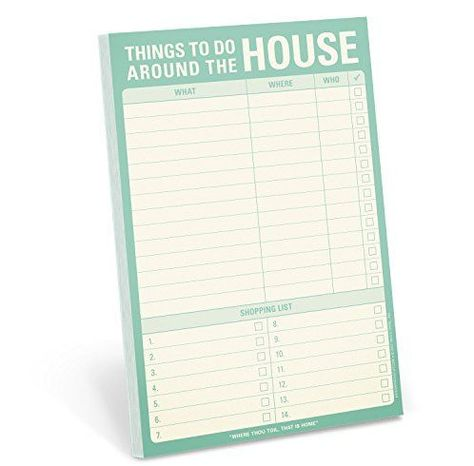 Things To Do Around the House - Fun Honey-Do Lists That Will Make Chores a Little Less Painful - Photos