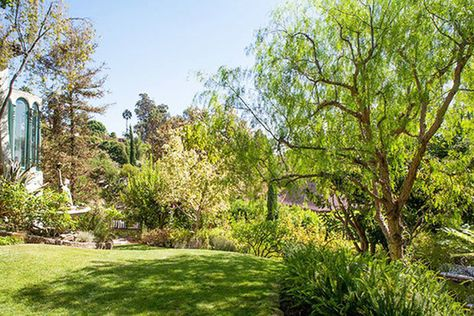 Backyard Bliss - See Sia's $4.99 Million Dollar Los Feliz Pad - Photos