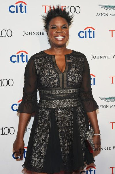 Comedian Leslie Jones attends the 2017 Time 100 Gala.