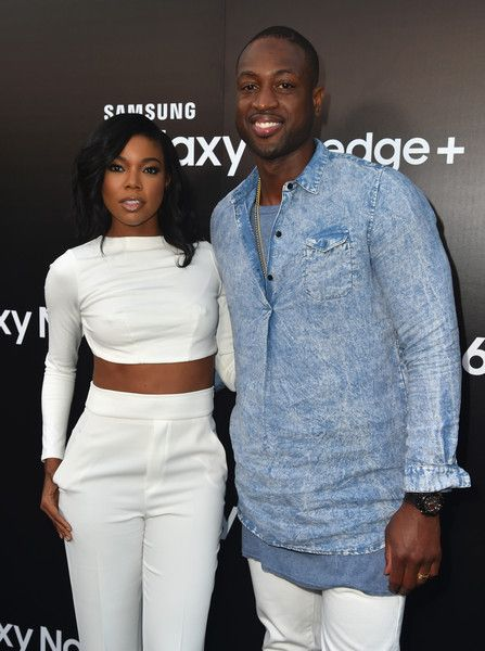 Gabrielle Union & Dwyane Wade - Celebrity Women Who Have Dated Much Younger Men - Photos