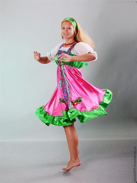 Сценические костюмы для танцев своими руками