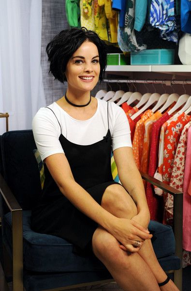 Jaimie Alexander appears on Amazon's 'Style Code Live' on September 28, 2016 in New York City.
