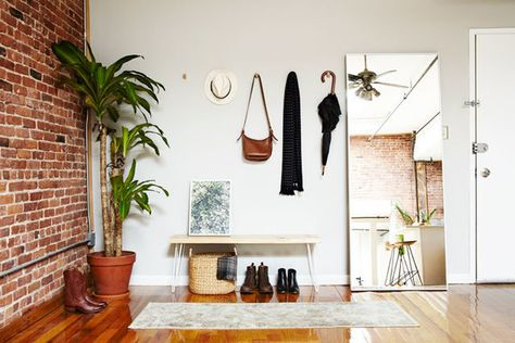 Got Us Hooked - A Gallerist's Industrial, Artful Brooklyn Home - Photos
