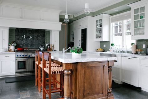 Kitchen Decorating Ideas - Islands