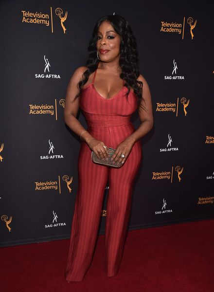 Actress Niecy Nash attends the Television Academy and SAG-AFTRA's 4th Annual Dynamic and Diverse Celebration at The Saban Media Center.
