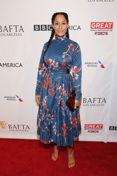 Tracee Ellis Ross - Ranking the Least to Most Appropriate Tea Party Outfits from the BAFTA Tea Party - Photos