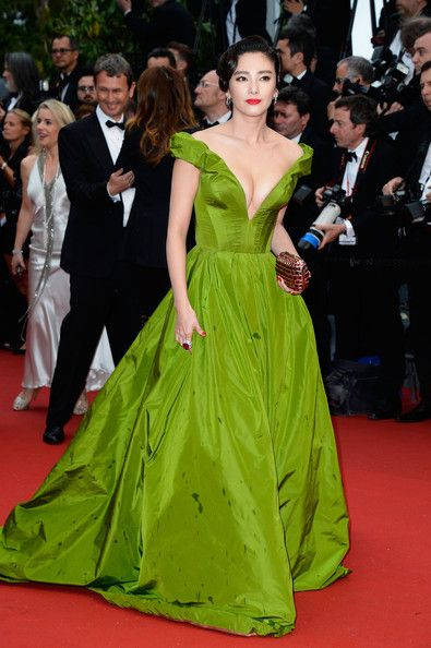 Zhang Yuqi in Ulyana Sergeenko, 2013 - The Most Daring Dresses on the Cannes Red Carpet - Photos