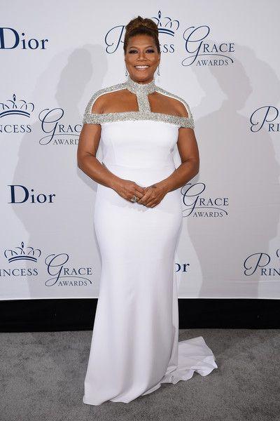 Queen Latifah attends the 2016 Princess Grace Awards Gala.