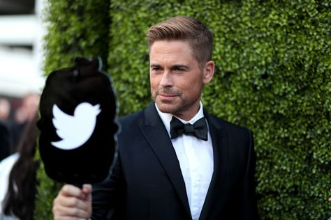 Honoree Rob Lowe attends The Comedy Central Roast of Rob Lowe at Sony Studios.
