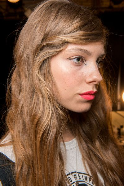 Bibhu Mohapatra, Spring 2017 - The Boldest and Most Beautiful Hair at NYFW Spring 2017 - Photos