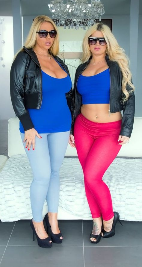 Overweight females Sexy Vanessa and Karen Fisher give a double blowjob № 214958 без смс