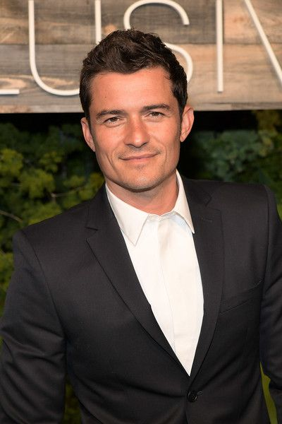 Orlando Bloom attends the H&M Conscious Exclusive Dinner at Smogshoppe.