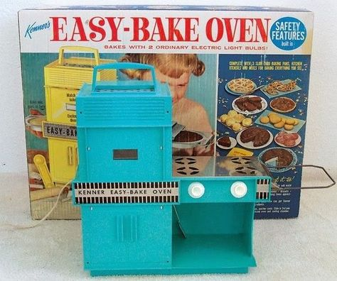 1963: Easy-Bake Oven - The Most Popular Christmas Toy from the Year You Were Born - Photos