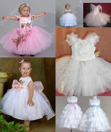 Сшить новогоднее платье для девочки своими руками мастер класс