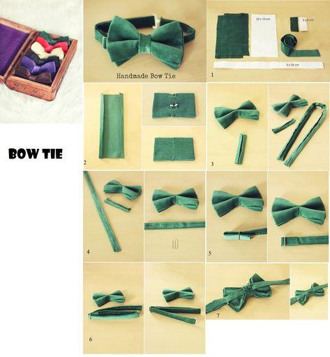 Как сделать галстук своими руками фото инструкция 15