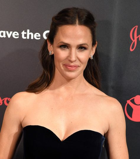 Actress Jennifer Garner attends the Save the Children Illumination Gala at the Plaza Hotel.