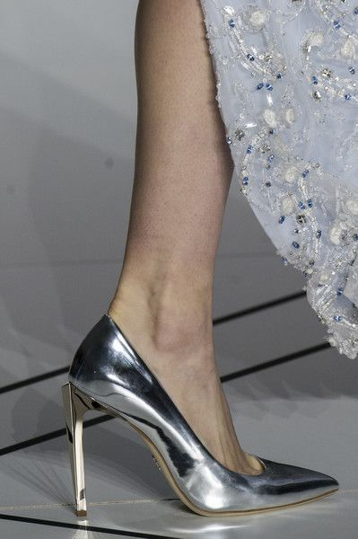 Ralph & Russo Couture, Spring 2017 - The Most Coveted Shoes on the Paris Couture Runways - Photos