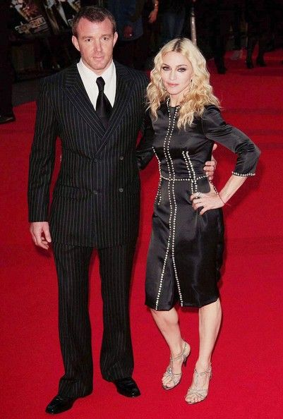Madonna & Guy Richie - Celebrity Women Who Have Dated Much Younger Men - Photos