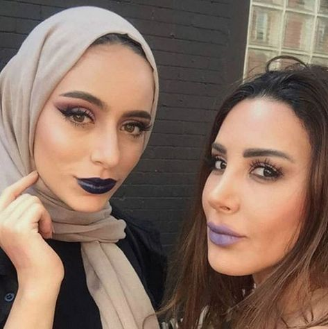 Exotic Beauties - Cool and Creative Lipstick Colors to Try Now - Photos