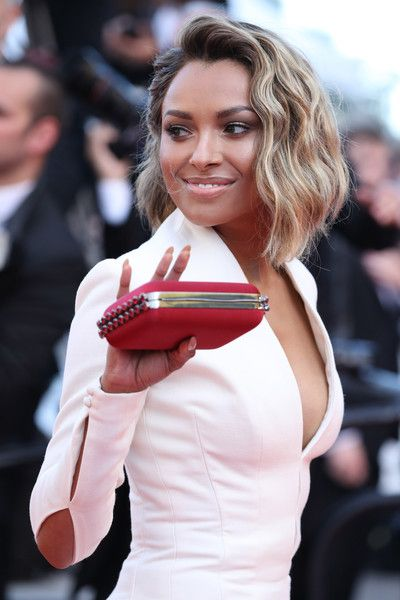 """Actress  Katerina Graham attends """"The Last Face"""" Premiere during the 69th annual Cannes Film Festival at the Palais des Festivals on May 20, 2016 in Cannes, France."""