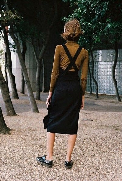 Use Turtlenecks - Exciting Ways to Glam Up a LBD - Photos