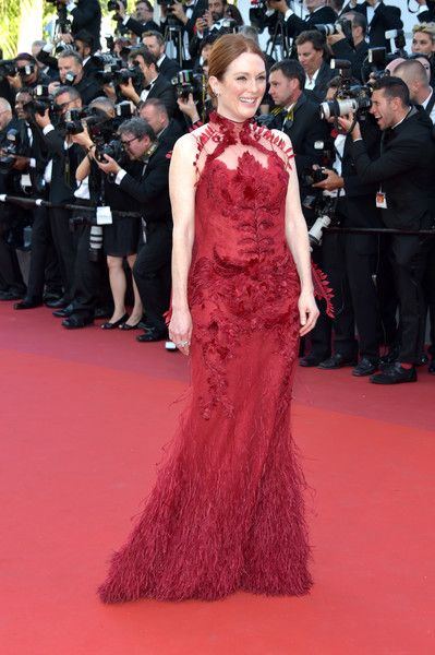 Julianne Moore - The Most Daring Gowns From the 2017 Cannes Film Festival - Photos
