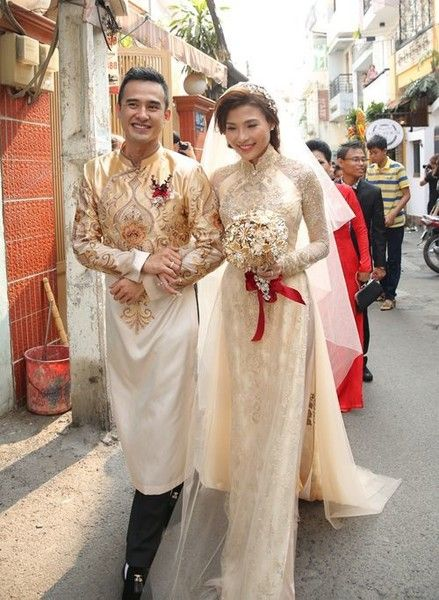 Vietnam - Beautiful Bridal Styles From Around The World - Photos