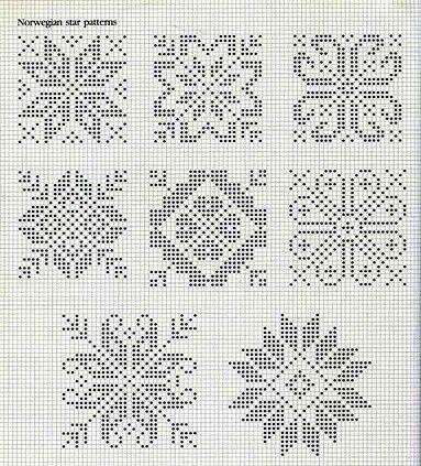 Норвежские узоры для вязания спицами схемы жаккардовые узоры 58