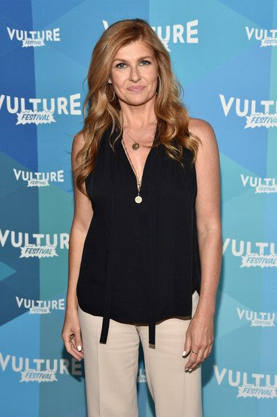 Connie Britton attends Connie Britton, Y'all at the 2017 Vulture Festival.