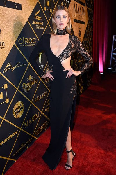 Stella Maxwell attends the 2016 MAXIM Hot 100 Party at the Hollywood Palladium.