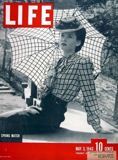 1943, Life - Fabulous Magazine Covers From the Year You Were Born - Photos