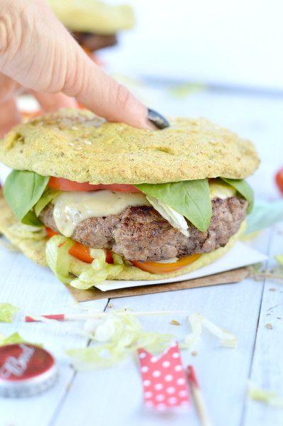 Mashed Avocado Burger Buns - The Most Ingenious Ways To Use Avocado - Photos