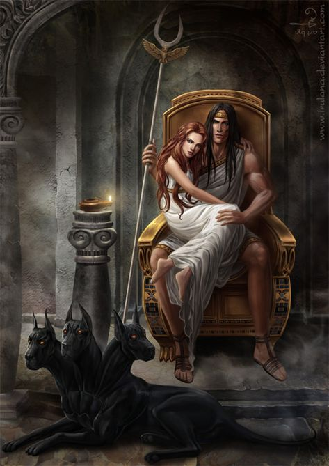Hades Speaks! A Guide to the Underworld by the Greek God
