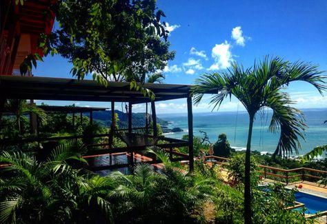 The Best Airbnb Getaways in Costa Rica | Vista Azul Villas