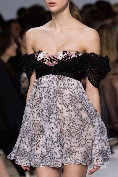 Don't Miss These Beautiful Couture Details   Giambattista Valli