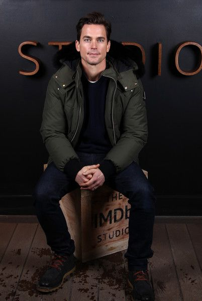 Actor Matt Bomer of 'Walking Out' attends The IMDb Studio featuring the Filmmaker Discovery Lounge.