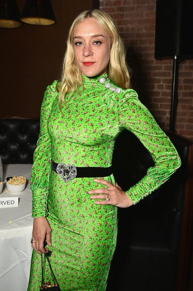 Chloe Sevigny attends the 2017 Tribeca Film Festival After Party For The Dinner Sponsored By Nespresso at White Street on April 24, 2017 in New York City.