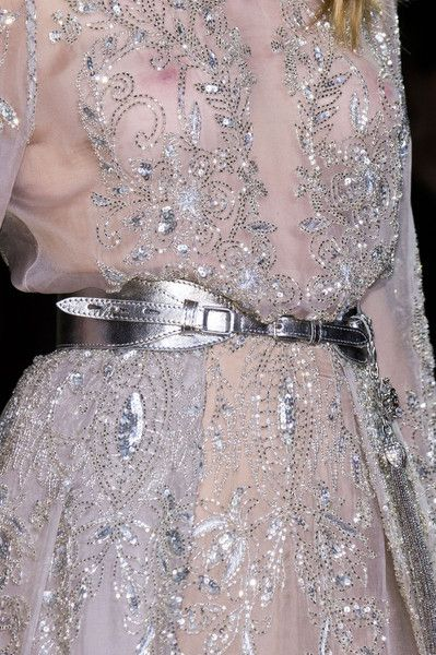 Elie Saab Couture, Spring 2016 - The Most Fabulous Runway Accessories of 2016 - Photos