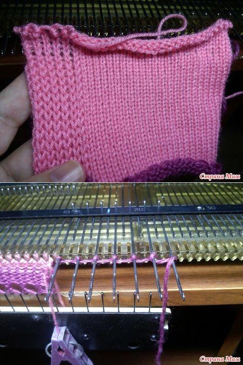 Схемы вязания модных полуверов 54