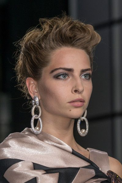 Armani Prive, Fall 2016 - The Most Daring Fall '16 Couture Jewelry - Photos