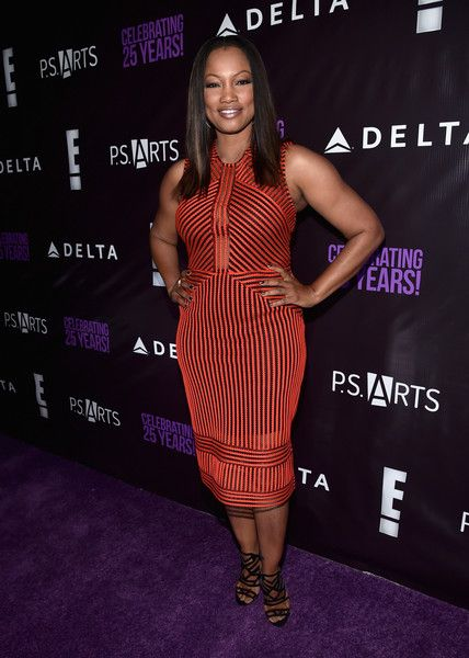 Actress Garcelle Beauvais attends P.S. Arts' The pARTy at NeueHouse Hollywood on May 20, 2016 in Los Angeles, California.