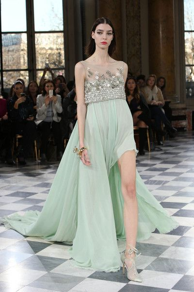 Couture's Dreamiest Dresses for Spring 2016 | Georges Hobeika