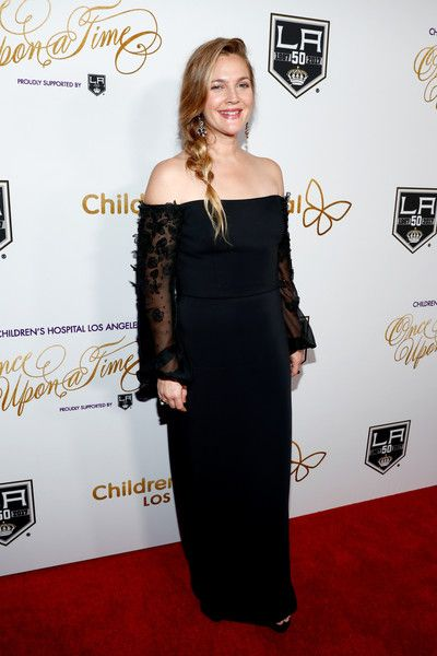 Actress Drew Barrymore attends the 2016 Children's Hospital Los Angeles 'Once Upon a Time' Gala.