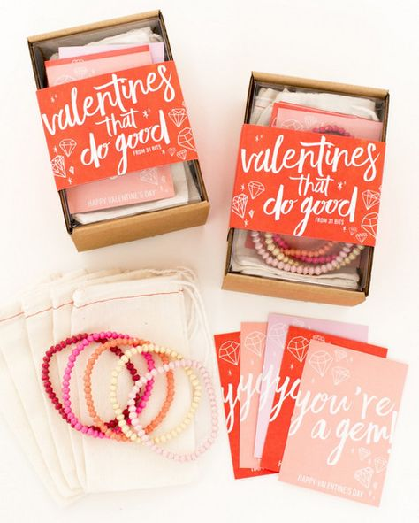 31 Bits Valentine's Day Set